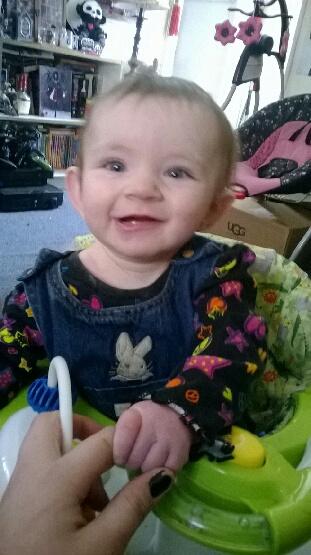 My Granddaughter Lilly!
