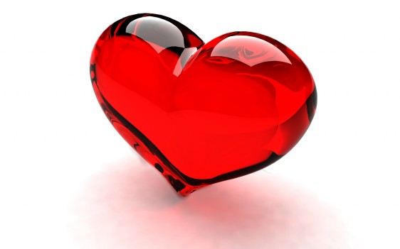 Red-Glossy-Heart